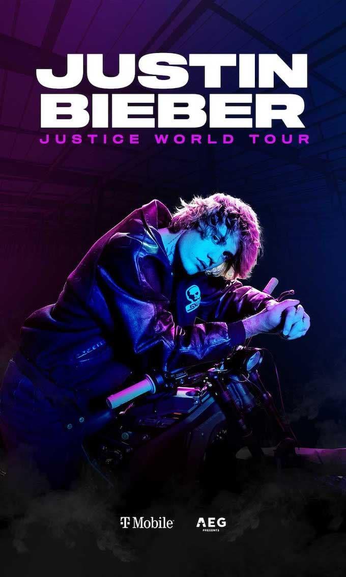 Justin Bieber VIP Meet and Greet Tickets
